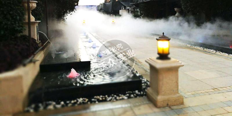 驻马店人造雾
