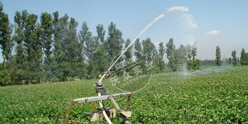 高压水炮在农林灌溉方面的应用